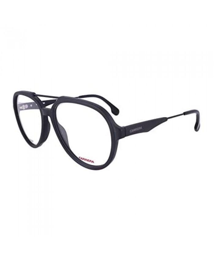 Carrera CA1103/V Pilot Prescription Eyeglass Frames Matte Black 56 mm