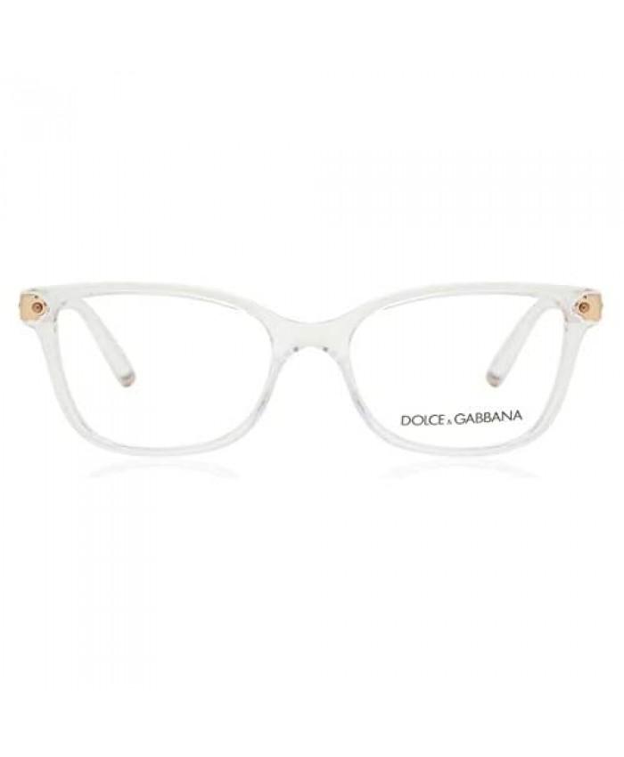 Dolce & Gabbana Eyeglasses D&G DG5036 DG/5036 502 Havana/Gold Optical Frame 53mm