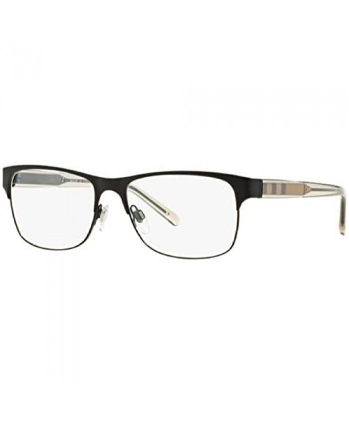 Eyeglasses Burberry BE 1289 1007 MATTE BLACK 55/16/140