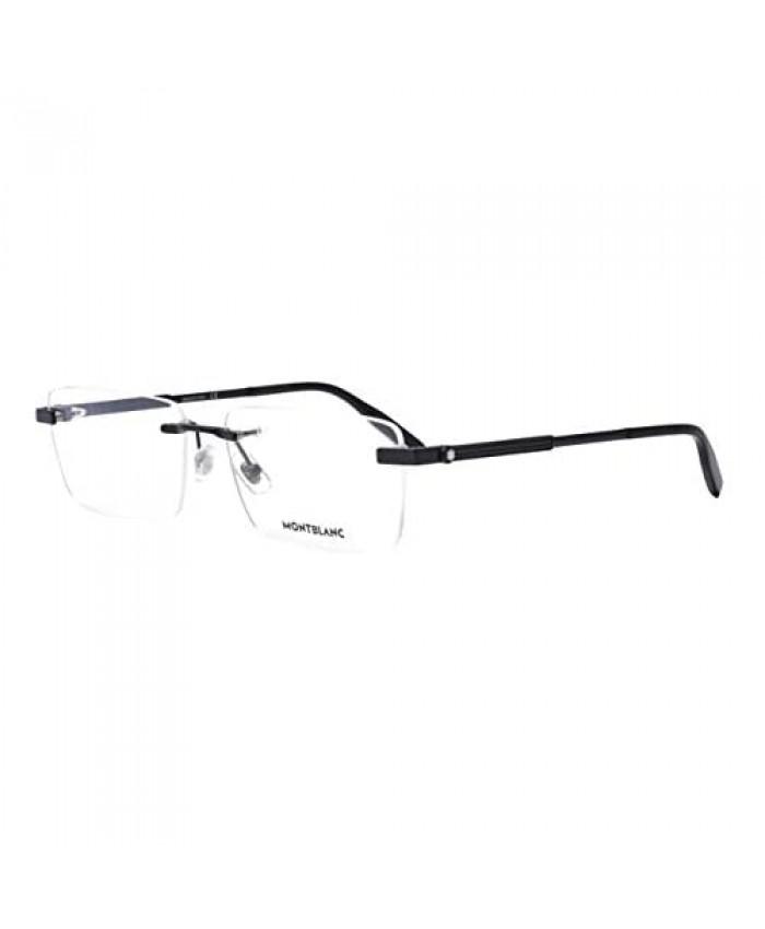 Eyeglasses Montblanc MB 0030 O- 004 BLACK / 59-16-150