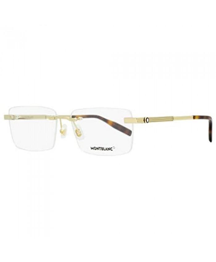 Eyeglasses Montblanc MB 0030 O- 005 GOLD / 59-16-150