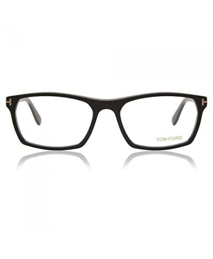 Eyeglasses Tom Ford TF 5295 FT5295 002 matte black 56-17-145