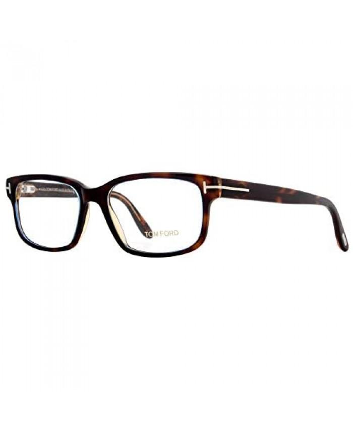 Tom Ford FT5313 Eyeglasses 55 055 Coloured Havana