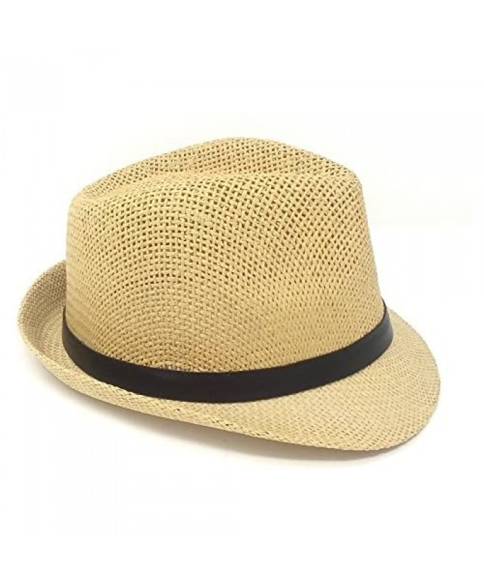 Fedoras Lightweight Classic Hat Assorted Colors and Styles Wholesale Bulk LOT