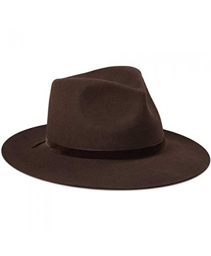 Lack of Color Unisex Jacques Wool Fedora Hat