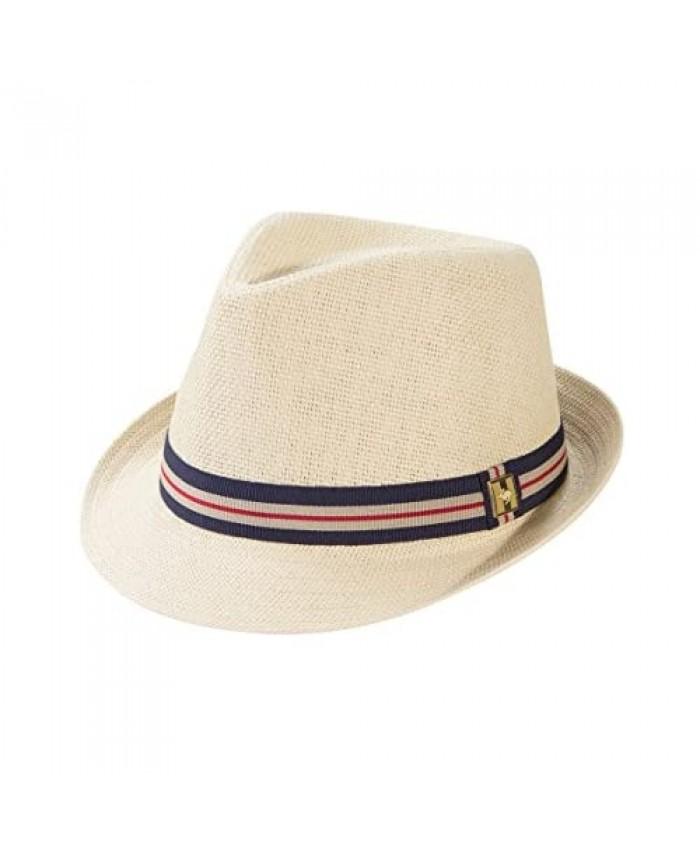 Peter Grimm Chaz Fedora Hat Ivory
