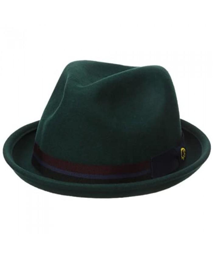Robert Graham Headwear Men's Wolcott Fedora