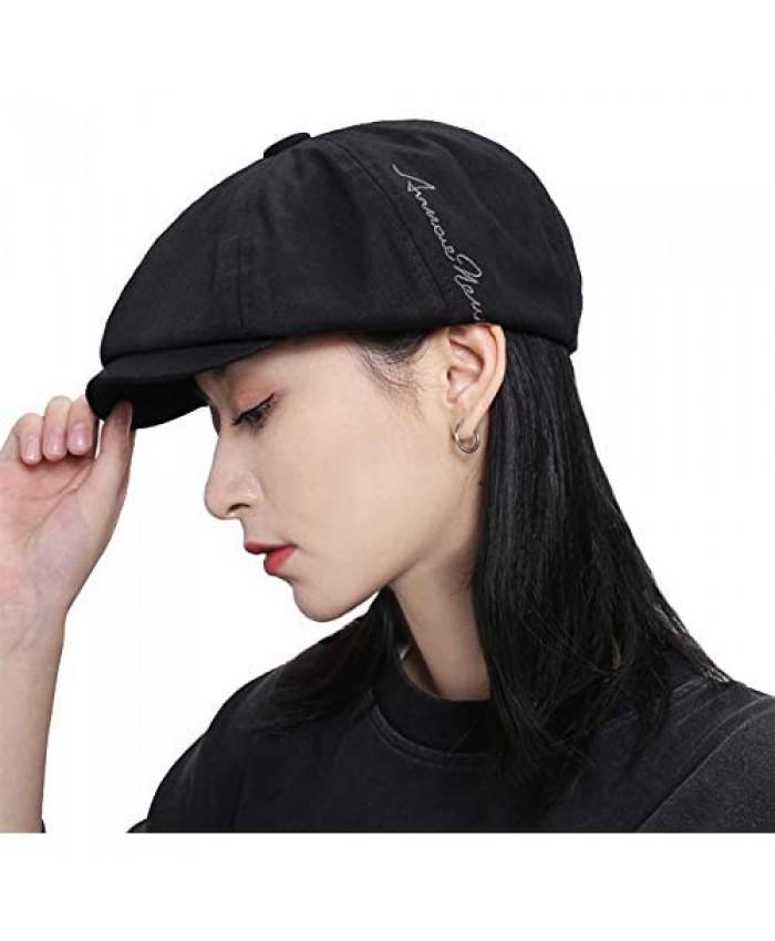 Croogo Beret Hat Docker Duckbill Irish Cap Gatsby Newsboy Flat Cap Ivy Golf Hats