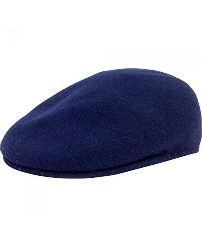 San Diego Hat Company Men's Wool Driver Fashion Hat