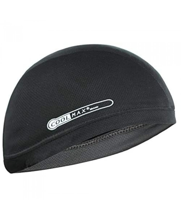 Coolmax Cooling Skull Cap/Helmet Liner/Beanie One Size Fits Most