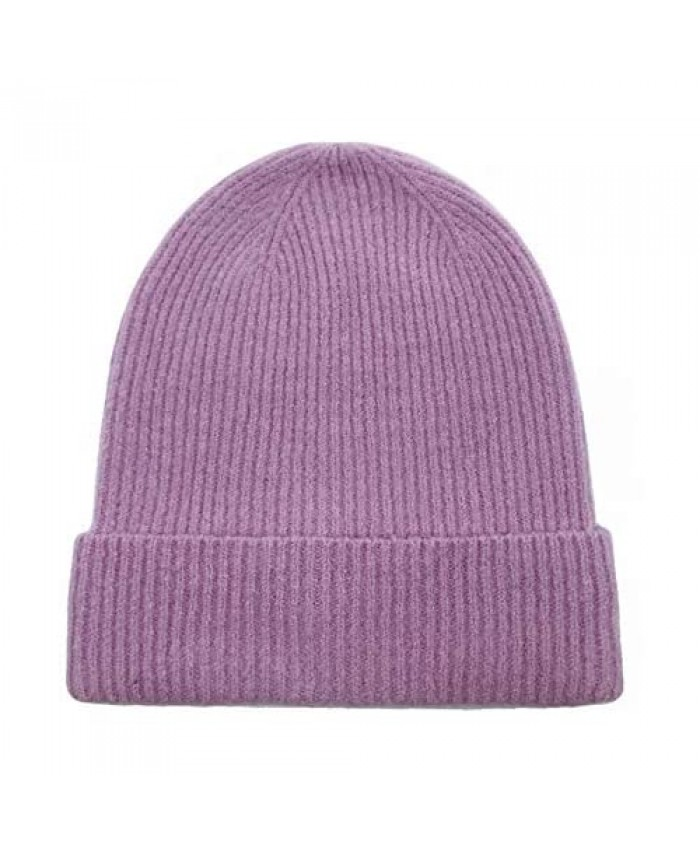 LCBD Slouchy Beanie Hats Soft Winter Knitted Caps Warm Hat for Men and Women