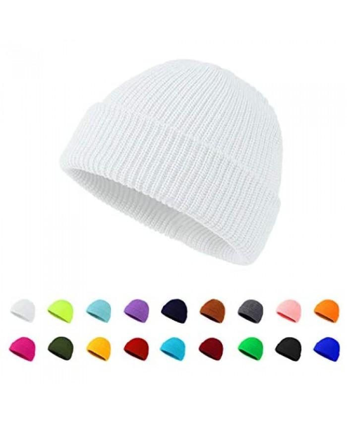 Winter Beanie Hats Unisex Beanie Knit Caps Classic Warm Winter Hats