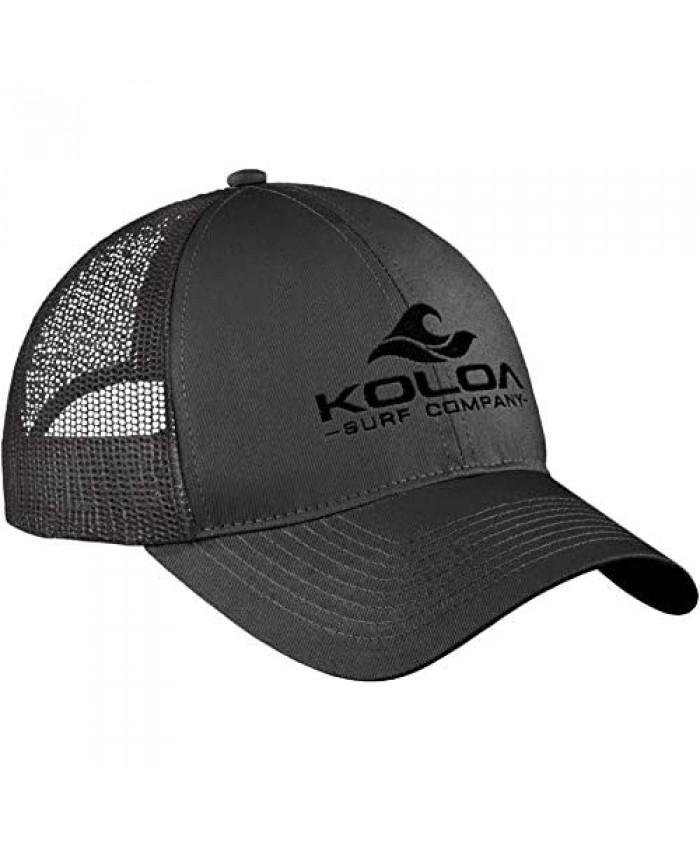 Koloa Surf Wave Classics Retro Trucker Caps in 21 Colors