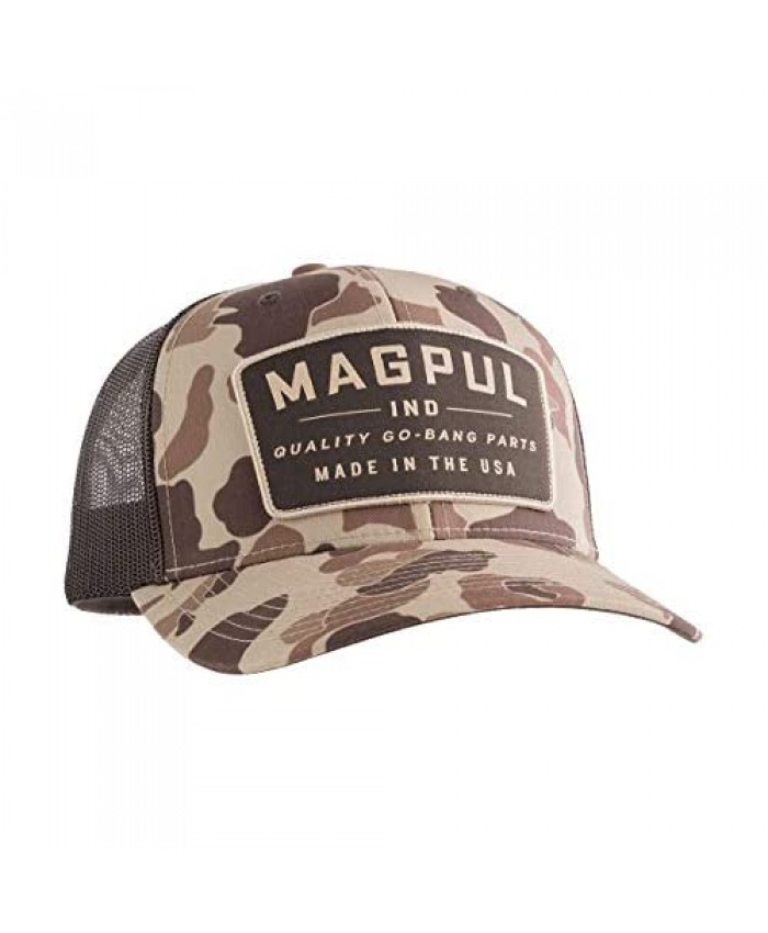 Magpul Trucker Hat Snap Back Baseball Cap