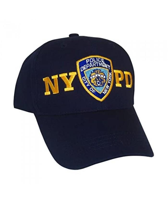 NYPD Baseball Cap - New York City Police Department Navy