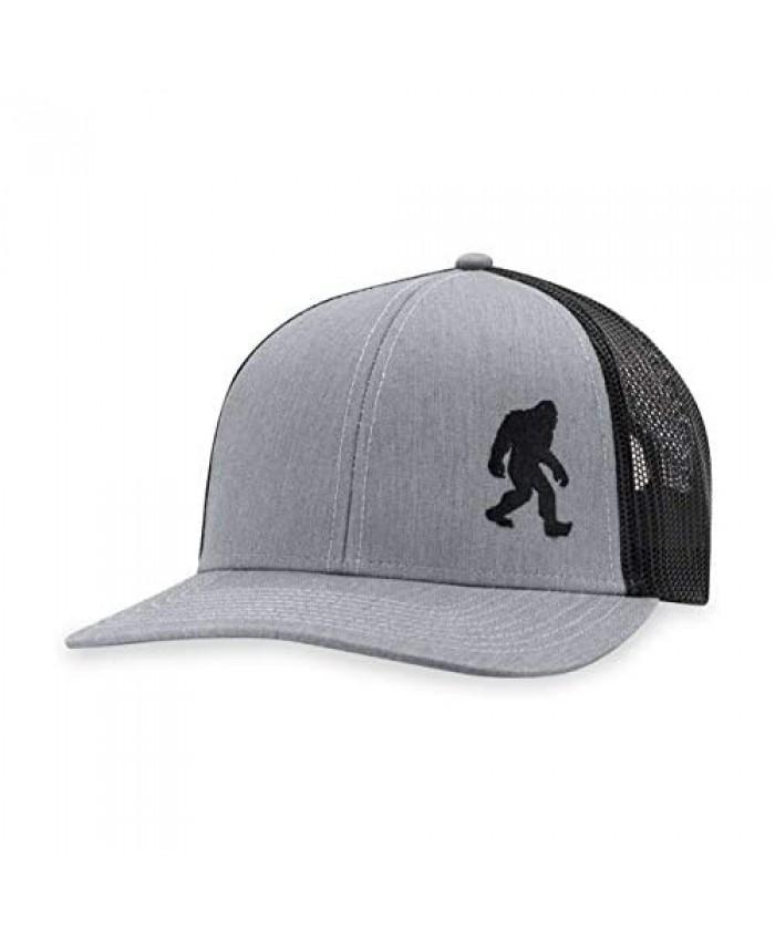 Outdoor Design Trucker Hats - Embroidered - Baseball Cap Mesh Snapback Golf Hat