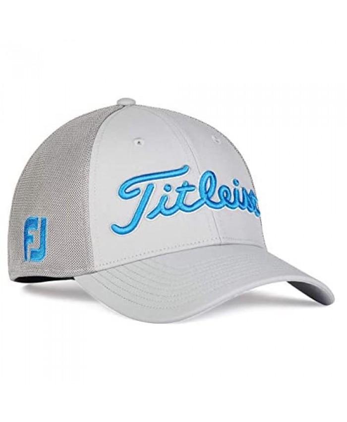Titleist Golf- Prior Generation Tour Sports Mesh Cap Trend Collection