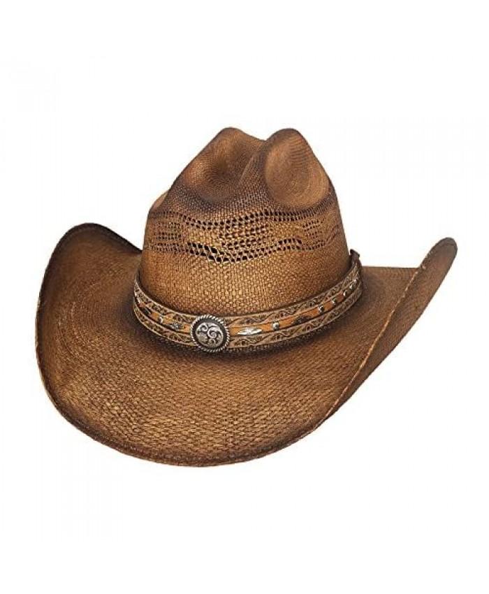 Bullhide Corral Dust Straw Cowboy Hat 2879
