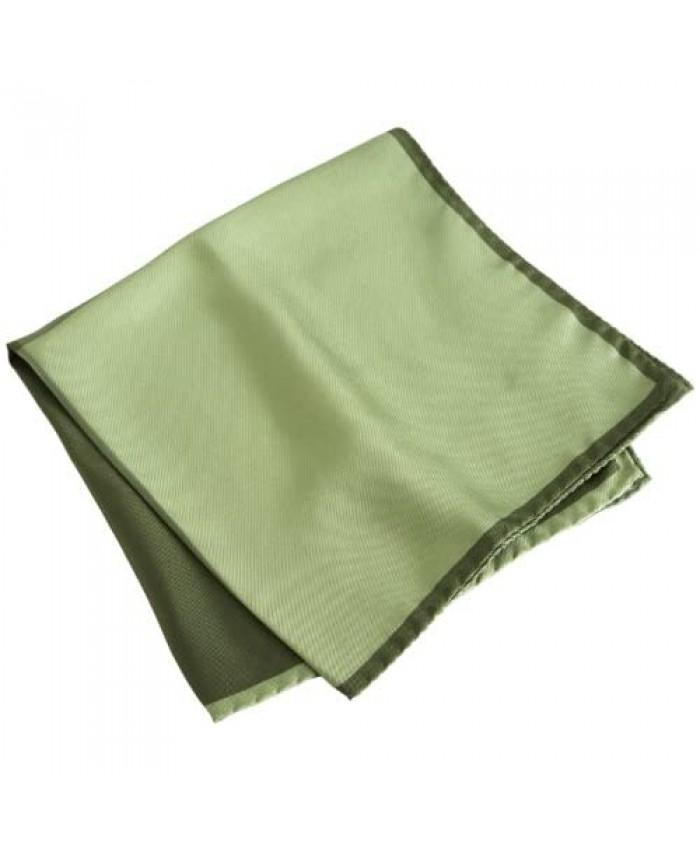 Trafalgar Men's 4 Color Silk Pocket Square