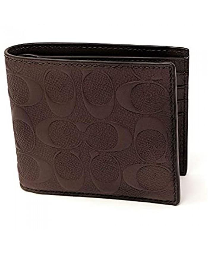 Coach Men's Coin Wallet