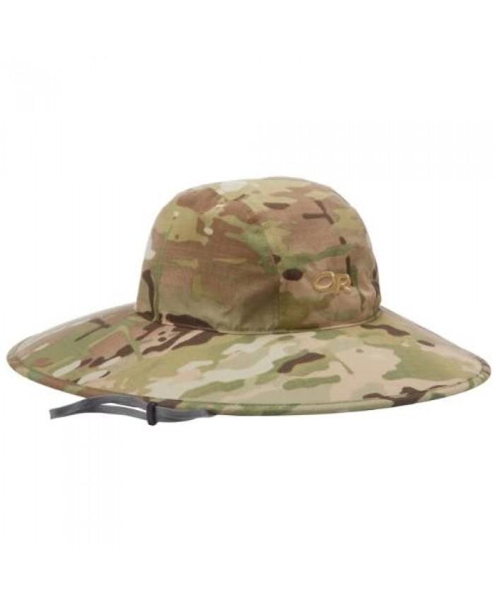 Outdoor Research Aquifer Sombrero Hat Multicam