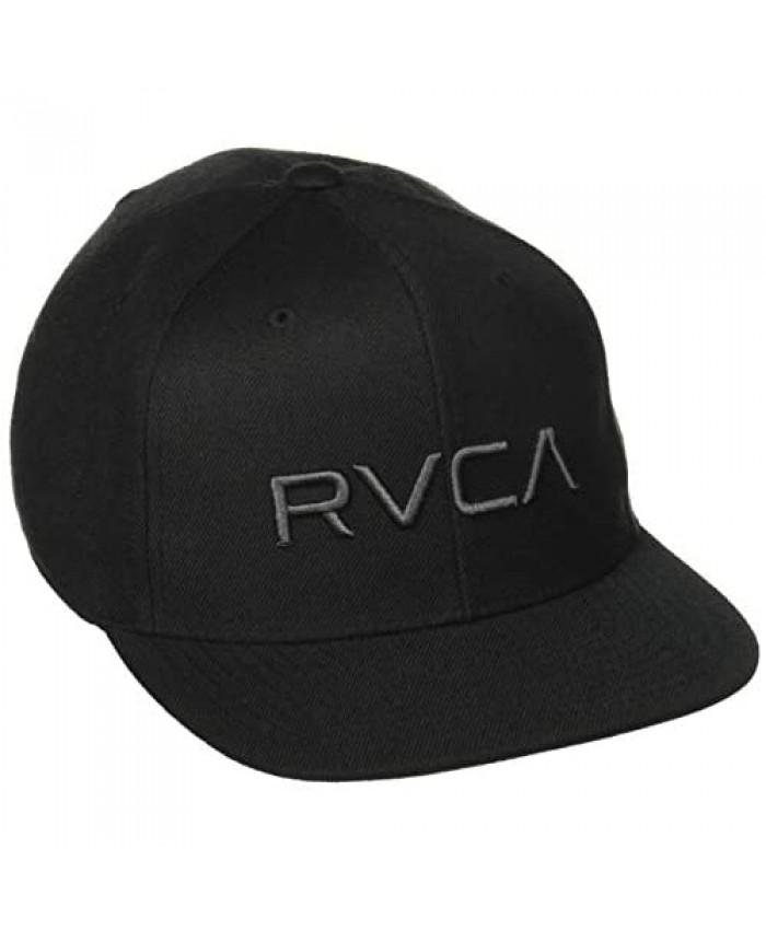 RVCA Boys' Twill Snapback Hat