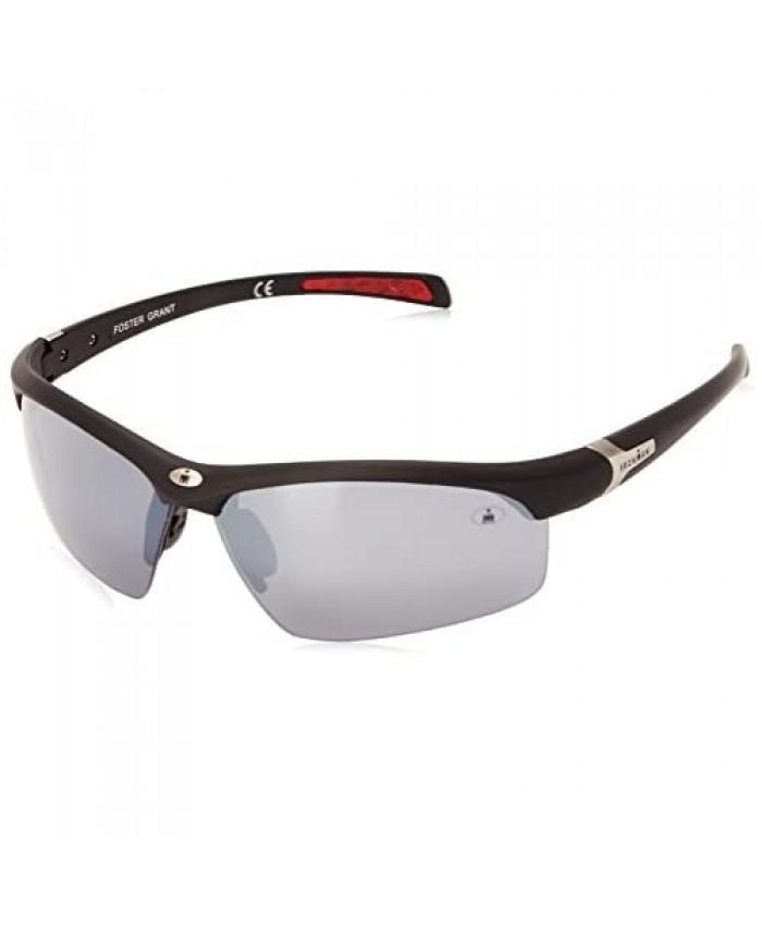 Ironman Men's Principle 10231892 Wrap Sunglasses