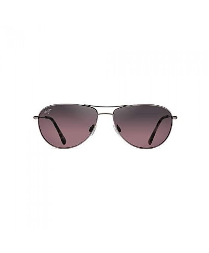 Maui Jim Sea House Aviator Sunglasses