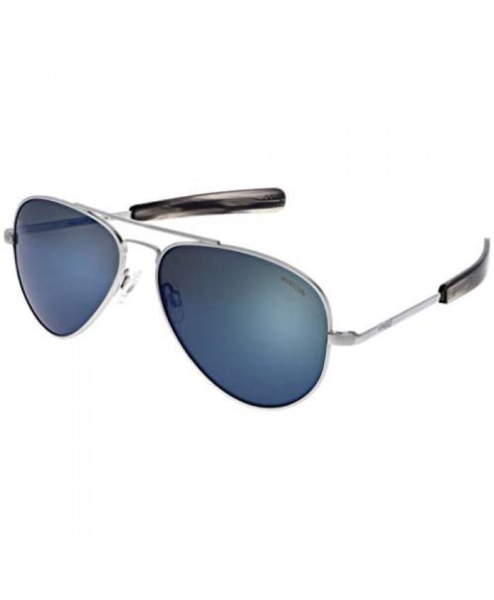 Randolph USA   Concorde Classic Aviator Sunglasses for Men or Women 100% UV