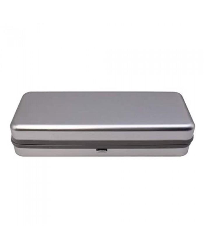 fashion Aluminum glasses case Spectacle Case Box