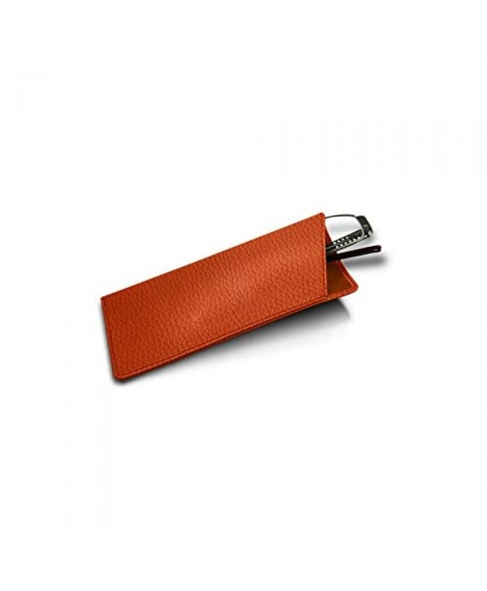 Lucrin - Thin glasses cases - Granulated Leather
