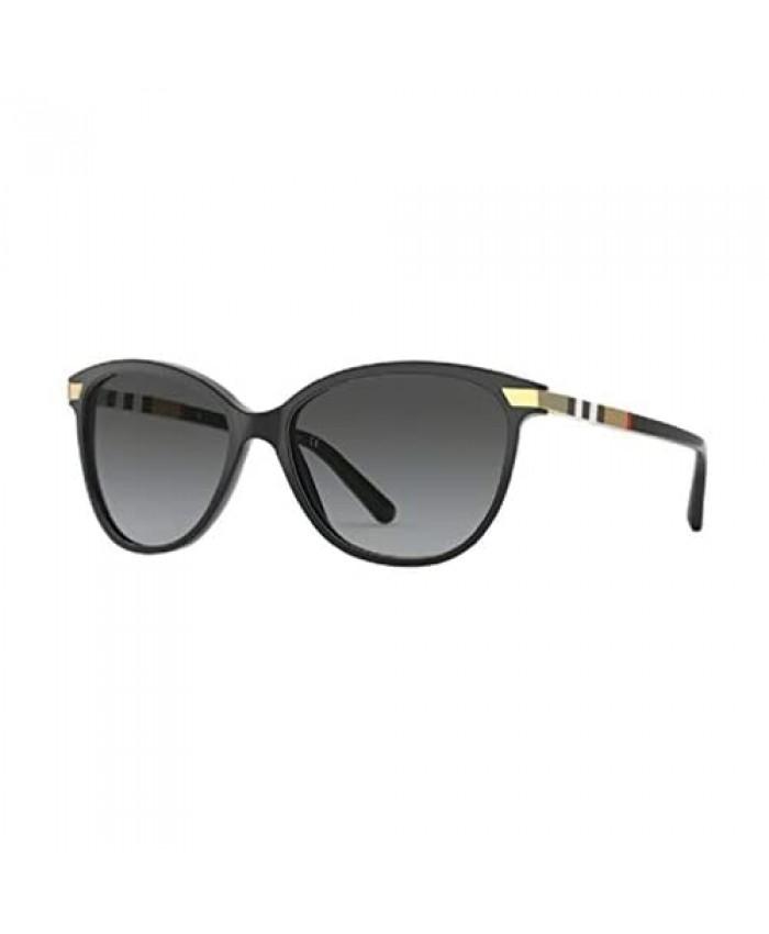 Burberry BE4216 Cat Eye Sunglasses For Women+FREE Complimentary Eyewear Care Kit
