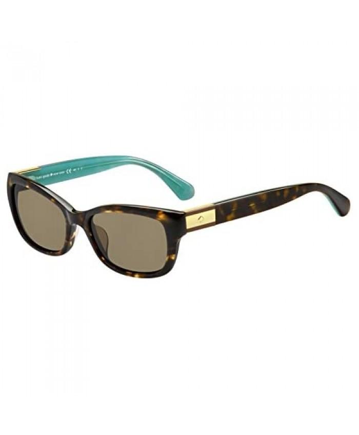 Kate Spade New York Women's Marliee Rectangular Sunglasses