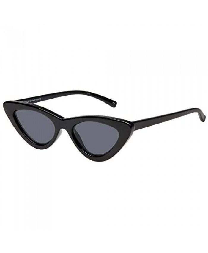 Le Specs. THE LAST LOLITA womens BLACK eyewear