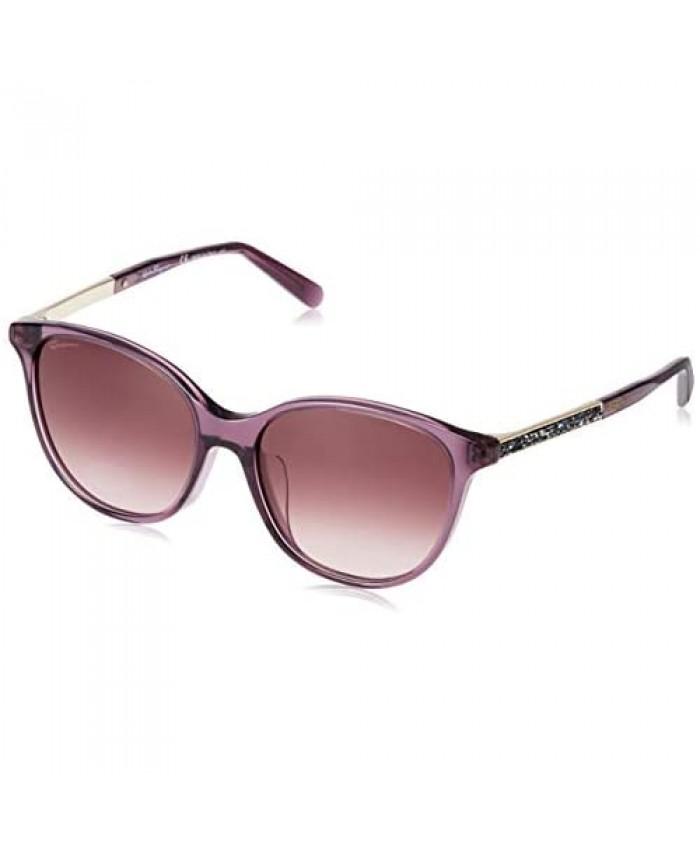 Sunglasses FERRAGAMO SF 907 SRA 510 Purple