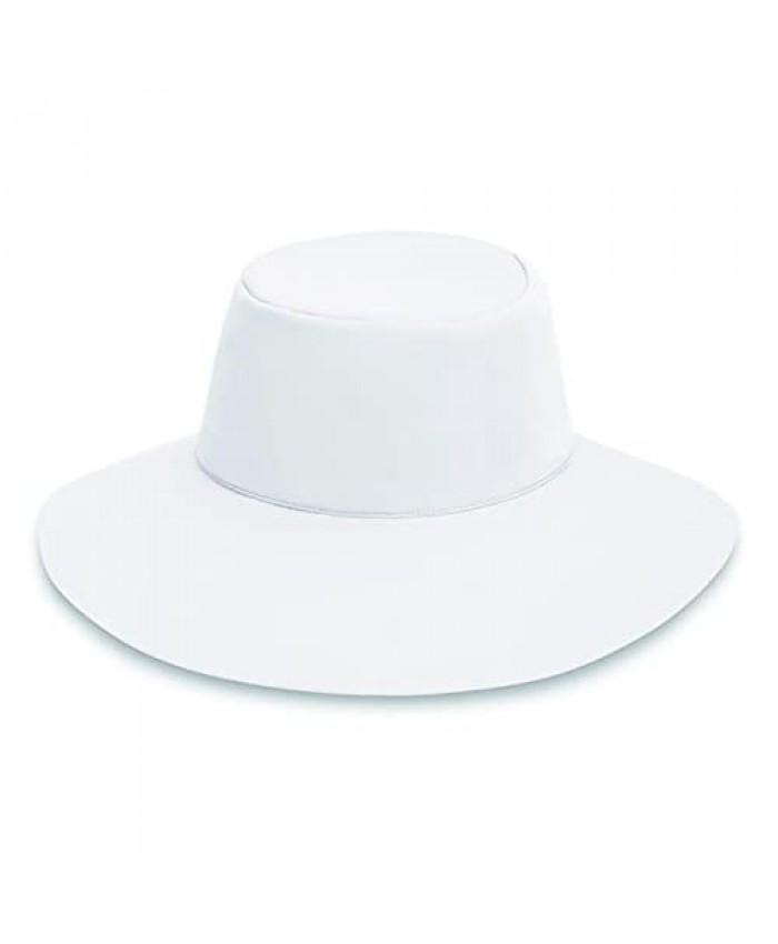 Wallaroo Hat Company Women's Aqua Hat – UPF 50+ Ready for Adventure Designed in Australia.