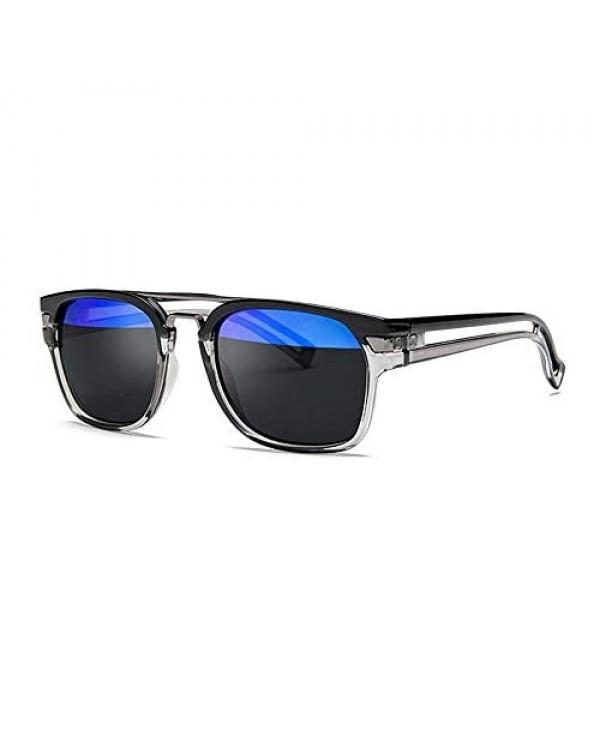 Polarized protection sunglasses Two-tone Men Women Sunglasses UV400 Cycling sunglasses