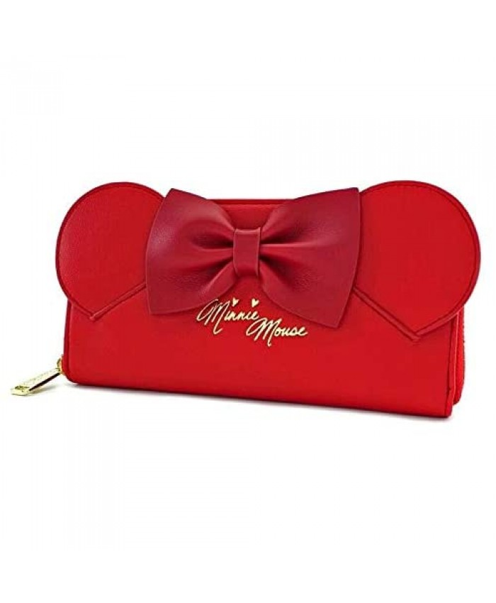 Loungefly Disney Minnie Mouse Ear Wallet