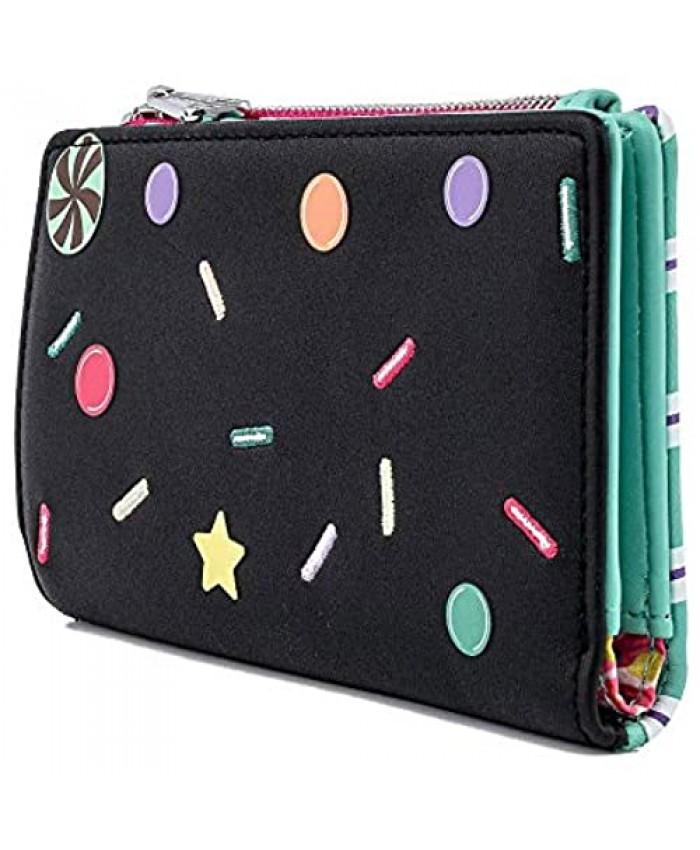 Loungefly Disney Wreck-It-Ralph Vanellope Bi-Fold Wallet