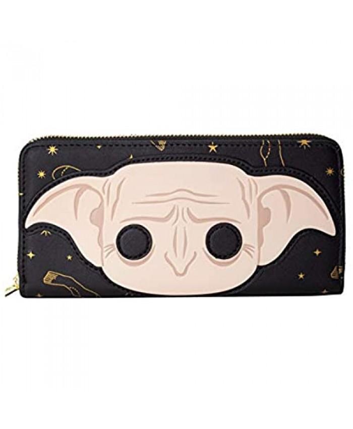 Loungefly x Harry Potter POP Dobby Zip-Around Wallet (Multi)