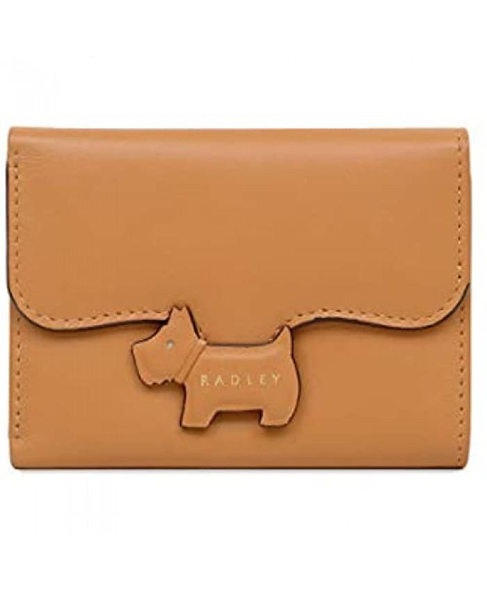 Radley London Womens Radley Crest Small Trifold Leather Wallet