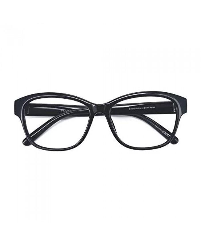 Computer Blue Light Blocking Reading Glasses Women Men Reduce Eyestrain Screen Readers