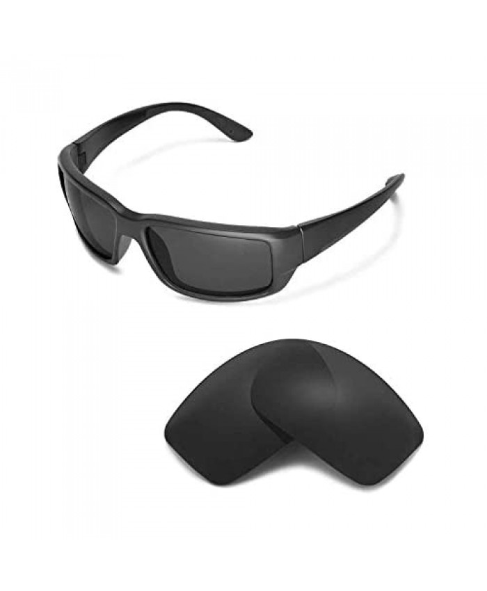 Walleva Replacement Lenses for Costa Del Mar Fantail Sunglasses - Multiple Options Available