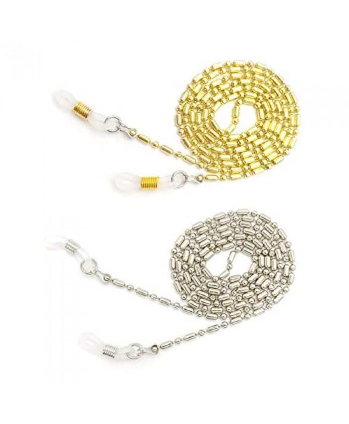 Eyeglass Chains Elegant Eyewear Strap Holder