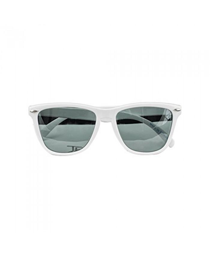 BANZ: Beach Comber: White Kids Sunglasses   Age: 4-10 Yrs.