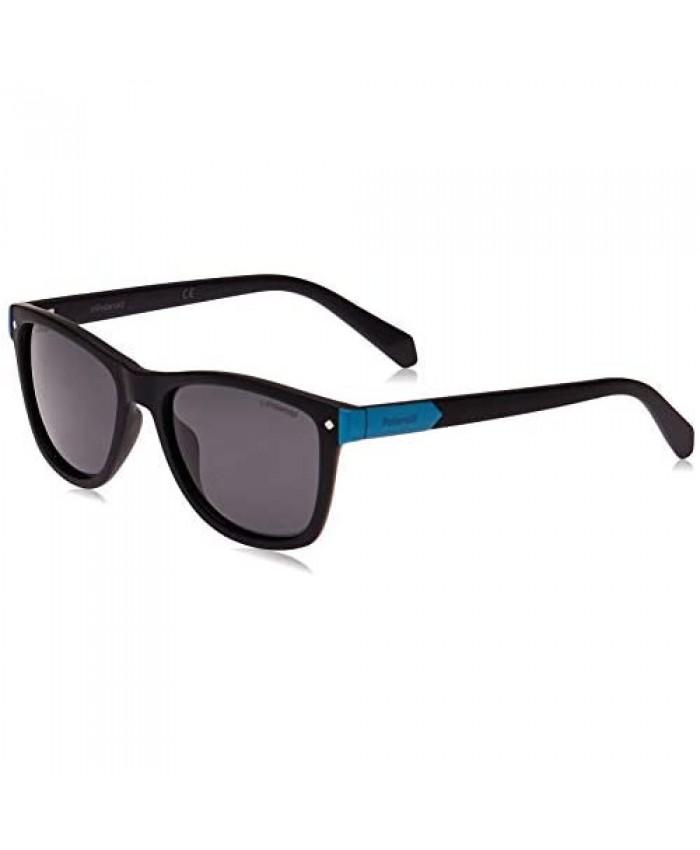 Polaroid Sunglasses Girls' Pld8025/S Rectangular Sunglasses
