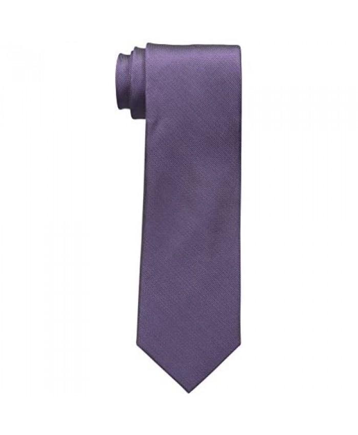 Kenneth Cole REACTION Men's Pixel Solid Tie