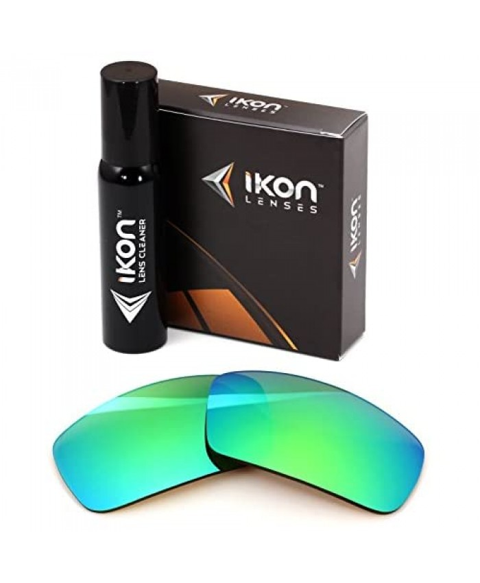 IKON LENSES Replacement Lenses for Costa Fantail (Polarized) - Compatible with Costa Del Mar Fantail Sunglasses